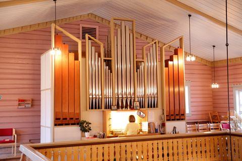 Ledig stilling som Kantor/organist
